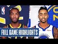 PACERS at WARRIORS   FULL GAME HIGHLIGHTS   January 24, 2020