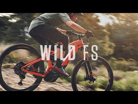 New Orbea Wild FS. Take back your Wild.