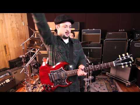 Blues Shuffle - guitar lesson Blues Guitar Lesson 1-Blues Rhythms: The Shuffle