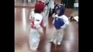 Die besten 100 Videos Itensiver Kinder Taekwondo Kampf