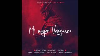 Video Mi Mayor Venganza de Benny Benni feat. Almighty, Pouliryc, Miky Woodz, Darkiel, Lyan, Genio y Beltito