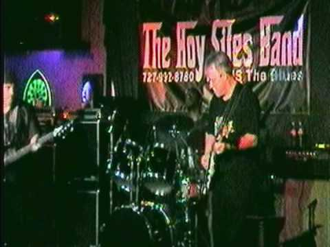 RED HOUSE - The Roy Sites Band