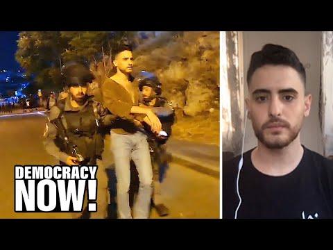 Poet Mohammed El-Kurd Detained in Sheikh Jarrah After Condemning Israeli Apartheid on U.S. TV