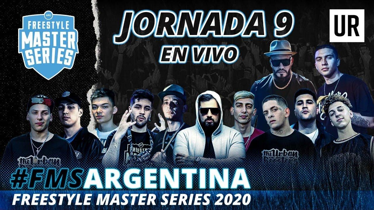 FMS - JORNADA 9 #fmsargentina Temporada 2020/2021 | Urban Roosters | #FlowCity