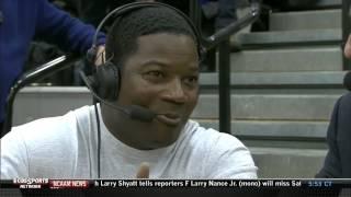 Plummer Professor of Christian Morals Jonathan Walton Interview with CBS Sports Network