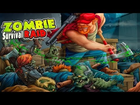 Zombie-Raid-Survival