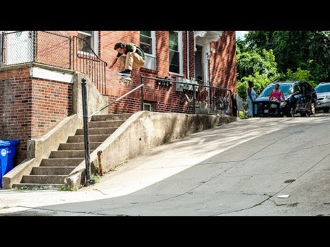 Gage Boyle for REAL Skateboards