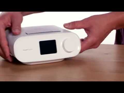 Philips Respironics Dreamstation BIPAP Auto Machine