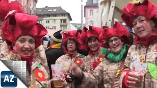 preview picture of video 'Weiberfastnacht in Mainz 2015'