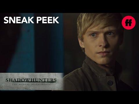 Shadowhunters | Season 2, Episode 17 Sneak Peek: Valentine & Sebastian Torture Cleophas | Freeform