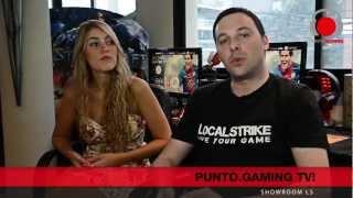 PUNTO.GAMING TV by LocalStrike!   Programa 2 Segunda Temporada.