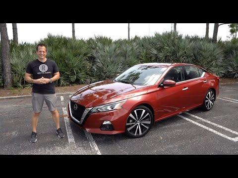 External Review Video IOyl524kIBI for Nissan Altima (6th gen)