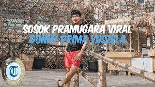 Mengenal Lebih Dekat Sosok Donny Prima Yuszela, Pramugara Lion Air yang Viral di Medsos