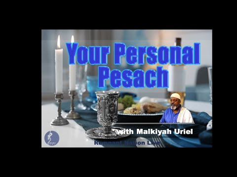 Your Personal Pesach