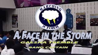 A Face in the Storm: Gaesha Tremble