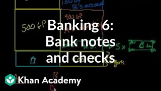 Banking 6: Bank Notes and Checks