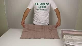 Полотенце махровое оптом, 70 х 140 см., 6 шт / уп. 880106 от компании МИР БАМБУКА ОПТ. Полотенце, халат, простынь оптом, Одесса, 7 км. - видео