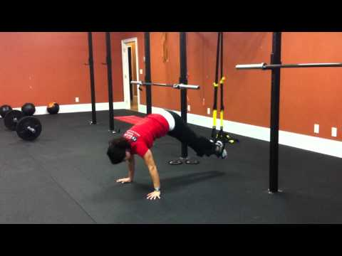 TRX Suspended Pike