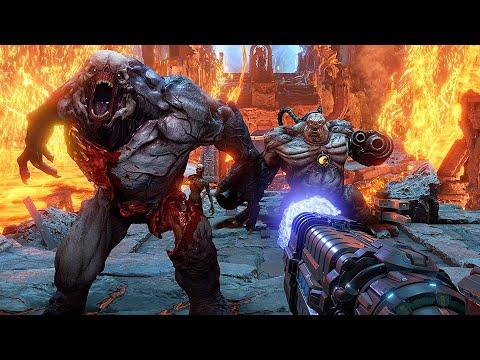 Download Doom Eternal 30 Minutes Of New Brutal Gameplay Video 3GP