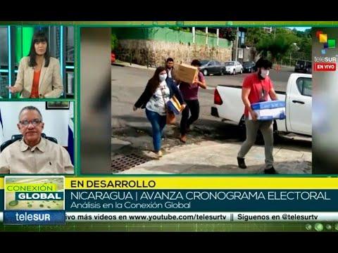 Nicaragua avanza en el cronograma electoral 2021
