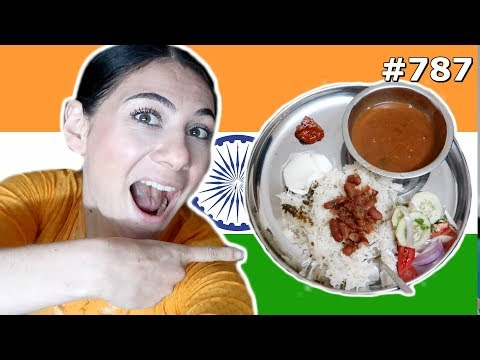 HOME COOKED INDIAN FOOD BANGALORE DAY 787 | TRAVEL VLOG IV