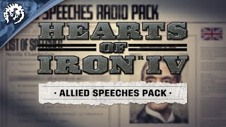 Hearts of Iron IV: Allied Speeches Pack Youtube Video