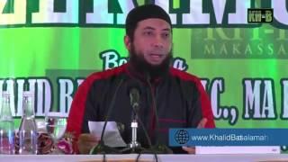 Amalkan Doa Meminta Dan Mempertahankan Rizki – Ustadz Khalid Basalamah