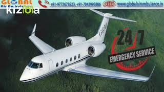 Global Air Ambulance is specialized in Emergency rescue service