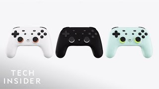 Watch Google Unveil Its Video Game Service Stadia