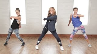 20-Minute Cardio Dance Workout From a Celebrity Trainer | Class FitSugar by POPSUGAR Fitness