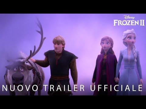 Frozen 2, ecco il nuovo trailer del film animato Disney