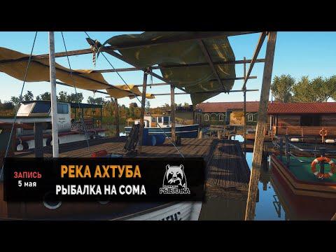 Рыбалка на реке ахтуба, рыбалка на сома