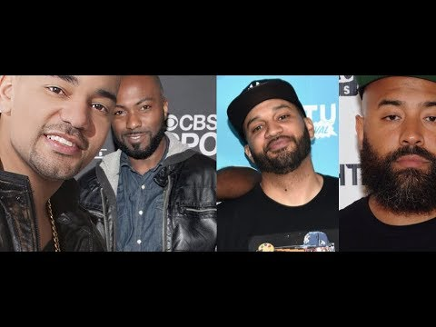 Dj Envy SONS Desus and Mero and Then Walks off His Own Show, Ebro REACTS Says it was STAGED