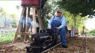 How To Operate A Steam Locomotive