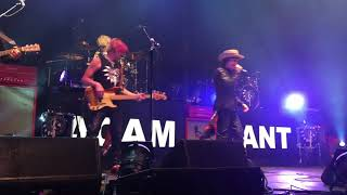 Adam Ant - Young Parisians live at The Roundhouse 21st December 2017