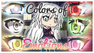 Colors of Emotions   Gachaverse (Mini Movie)
