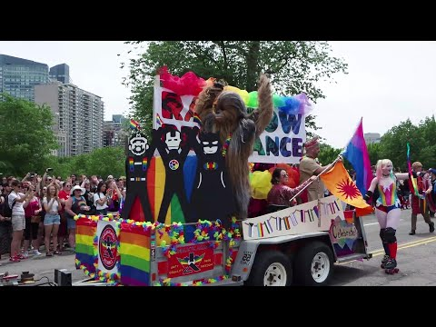 2018 Boston Pride Parade (LGBTQ) 【4K】