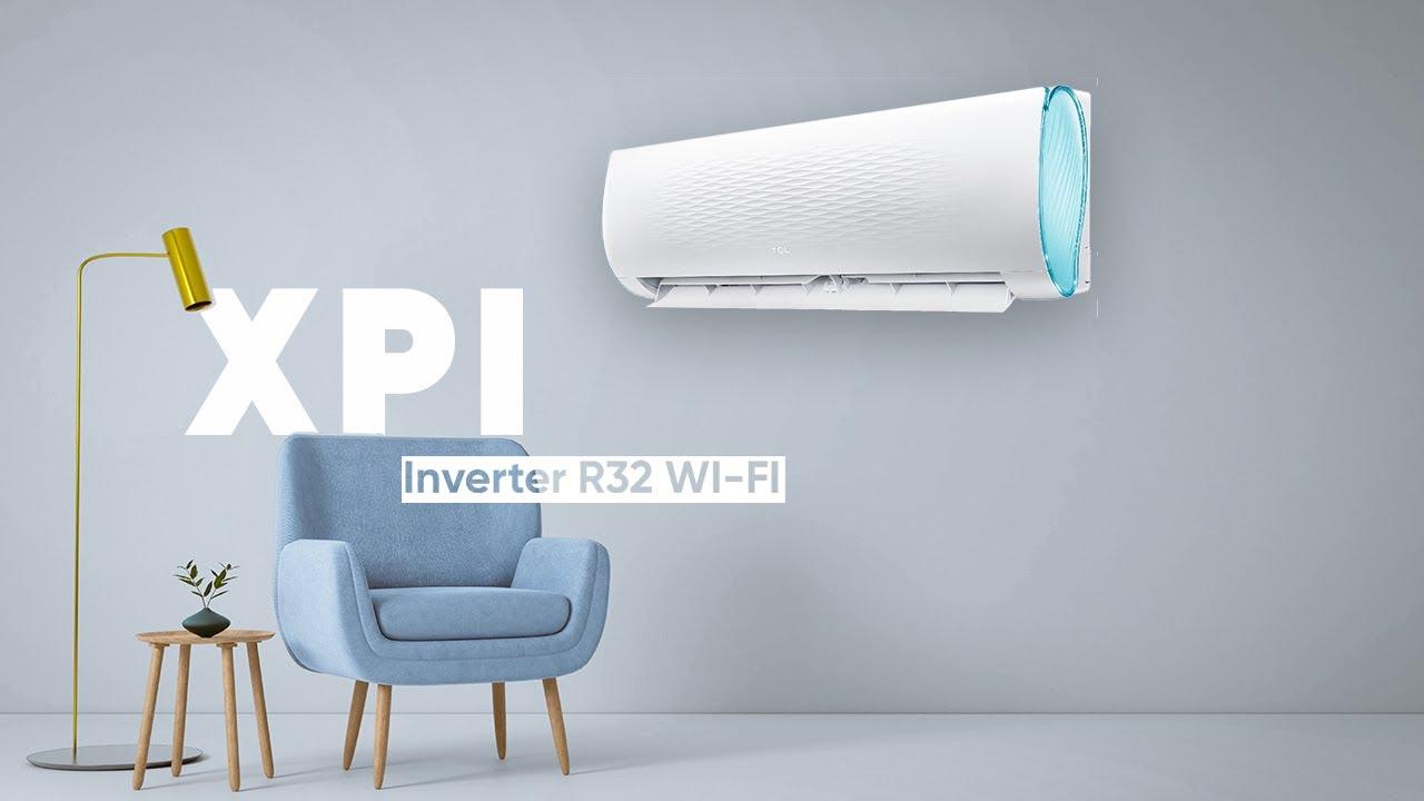 Кондиционер TCL TAC-09CHSD/XPI Inverter R32 WI-FI video preview