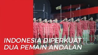 Jelang Laga Terakhir Kontra Laos, Indonesia akan Diperkuat Dua Pemain Andalan