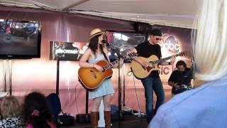 Marie Digby - Sweet Dreams - Lilith Fair @ Shoreline