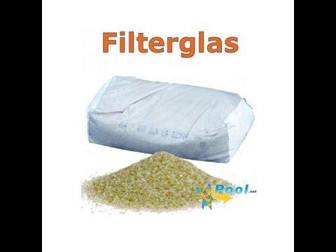 Filtersand Filterglas Montage Sandfilteranlage - Sandfilter - Pool.Net