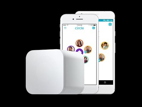 Circle with Disney – Parental Controls & Internet Filtering Networking Hub Unboxing Review