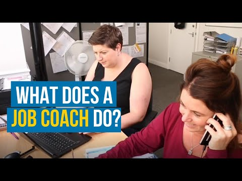What does a Job Coach do? - YouTube