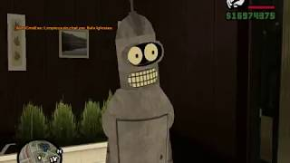 Video Search Result for gta sa skin futurama