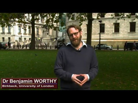 The Westminster Model: The Core Executive