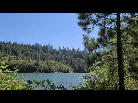 Video Of PG&E Lake Britton Area Northshore Campground, CA