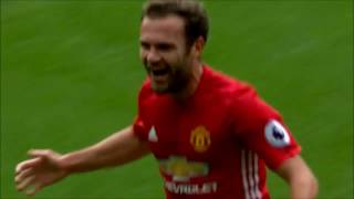 Manchester United VS Leicester City 24/9/16 ALL GOALS AND HIGHLIGHTS