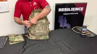 Grit 3 Day Pack Product Overview