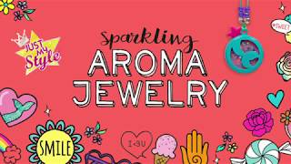 Just My Style Sparkling Aroma Jewelry