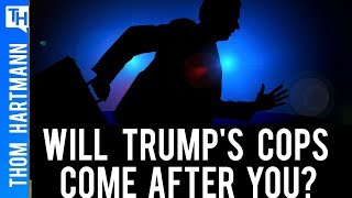 Is Donald Trump Radicalizing The Police?
